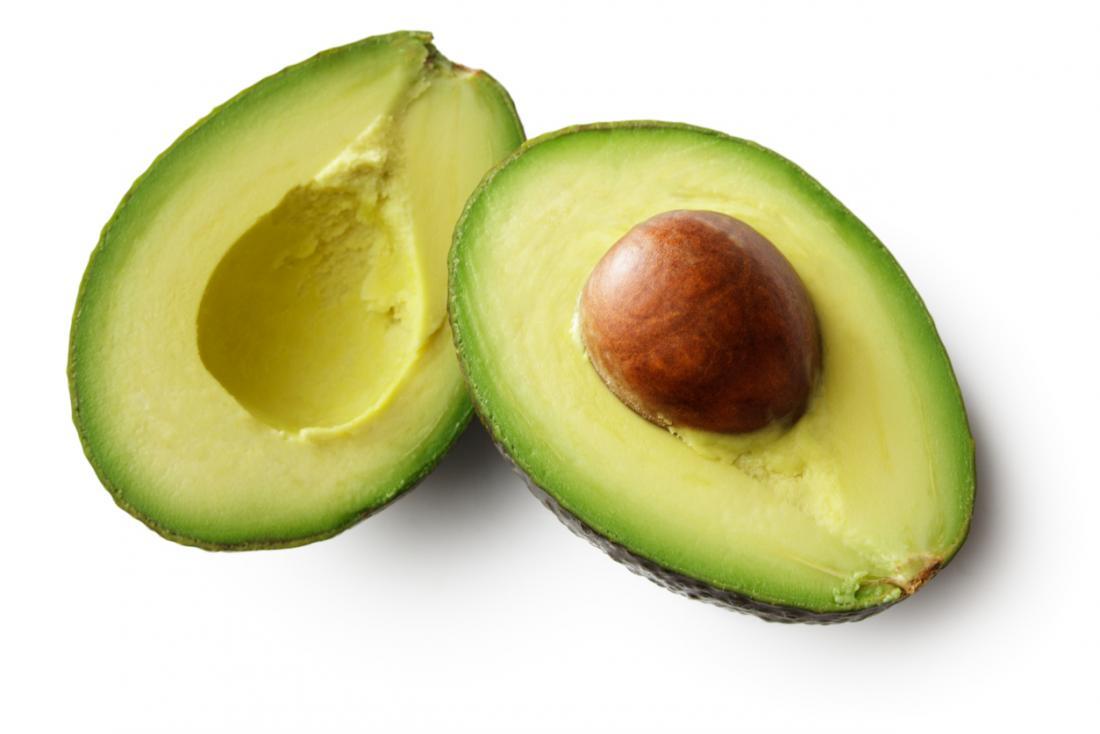 avocado affettato