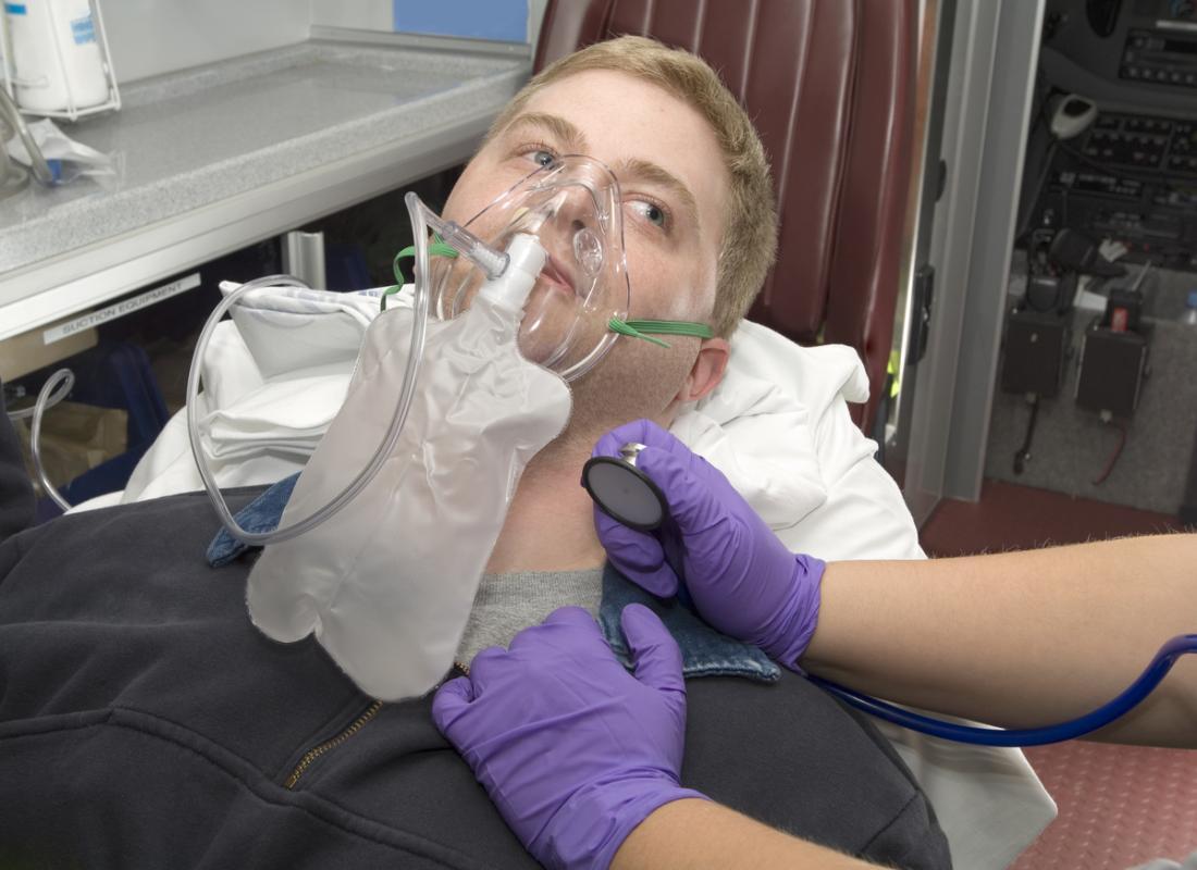ARDS-Patient