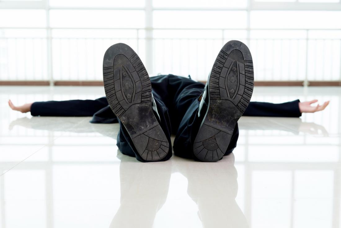 O desmaio é um dos sintomas mais dramáticos da doença de Addison.