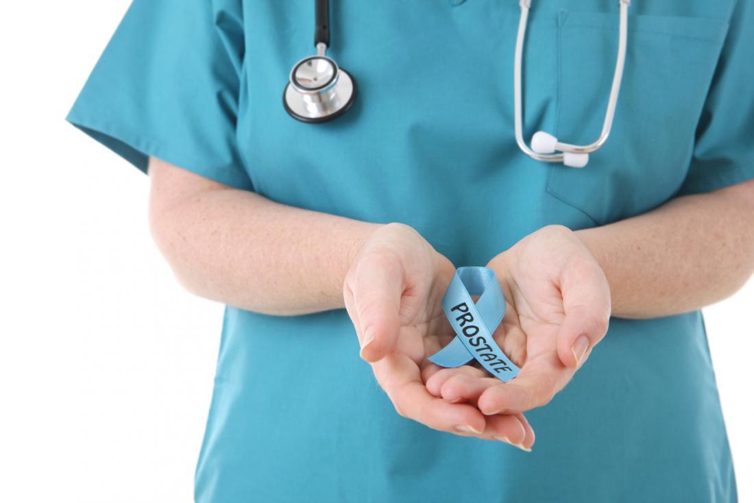 nastro blu per il cancro alla prostata