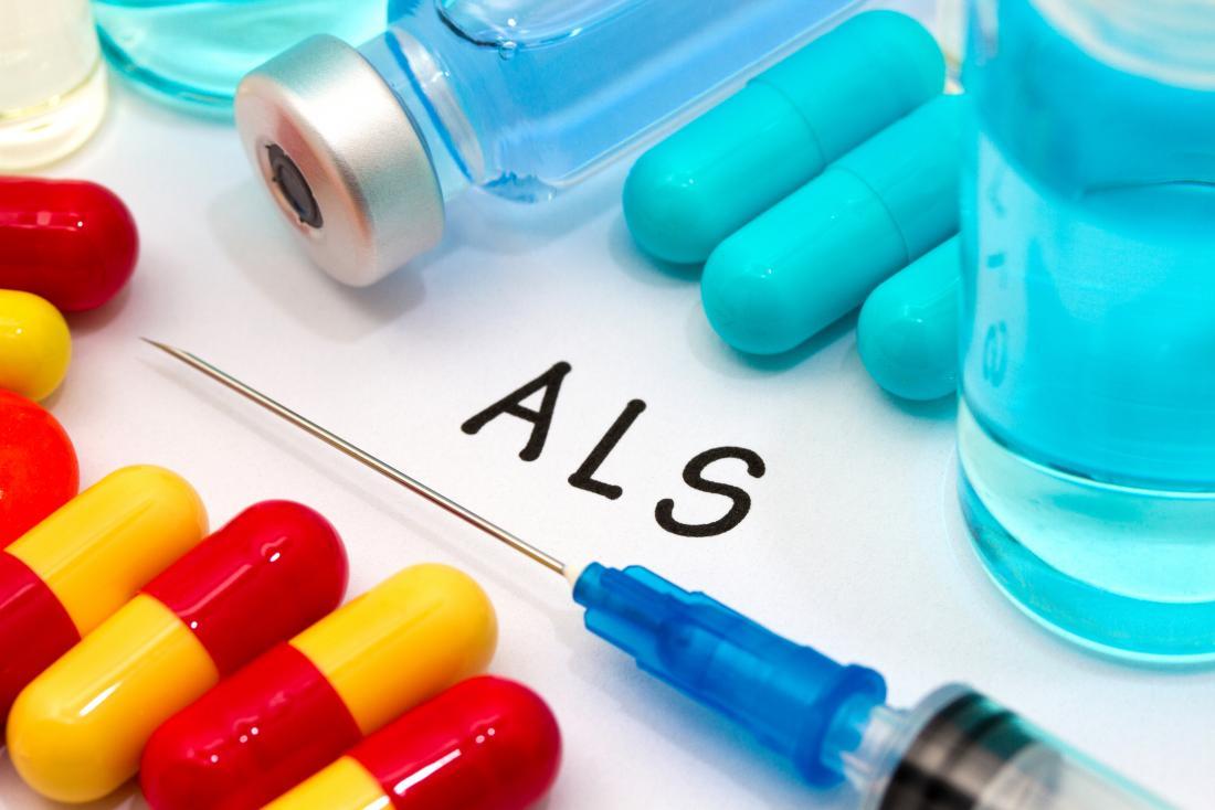 ALS kavramı hap ve enjeksiyon ile