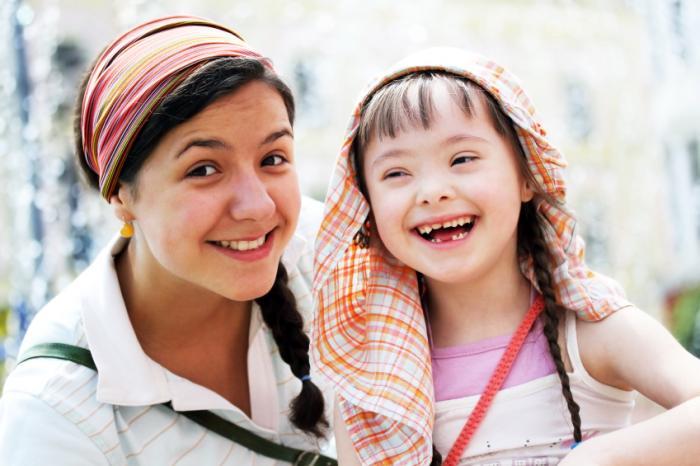 [L'amniocentesi può aiutare a rilevare la sindrome di Down]