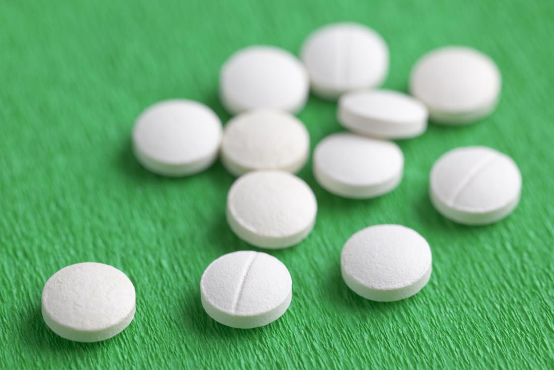 Melatonin-Pillen