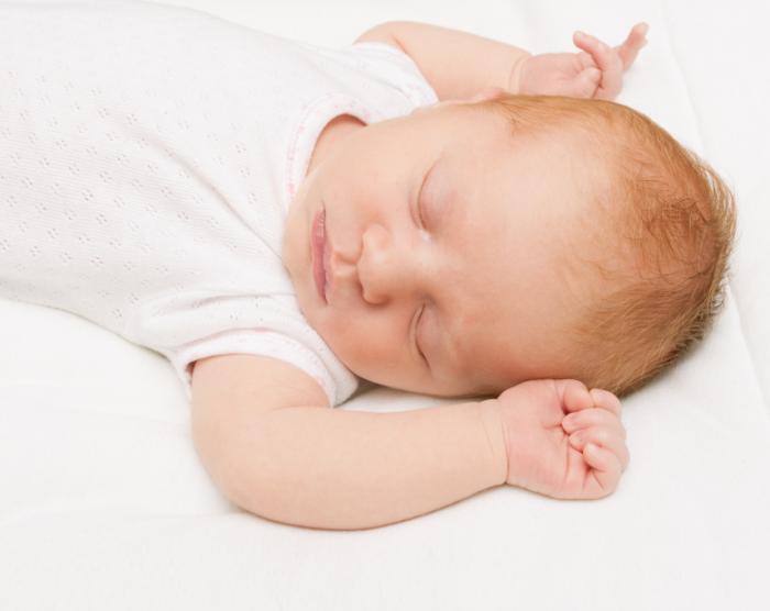 Ngủ bé sơ sinh