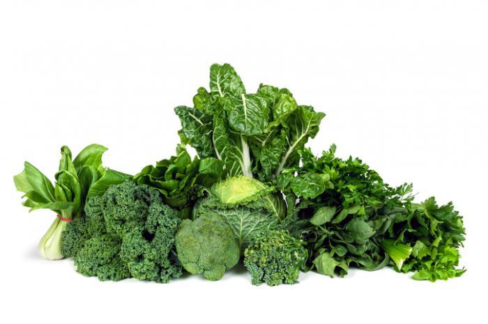 [アブラナ科の野菜にはB2が含まれています]