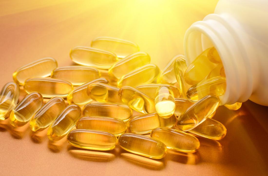 Vitamin-D-Ergänzungen für Vitamin-D-Mangel verursacht Haarausfall