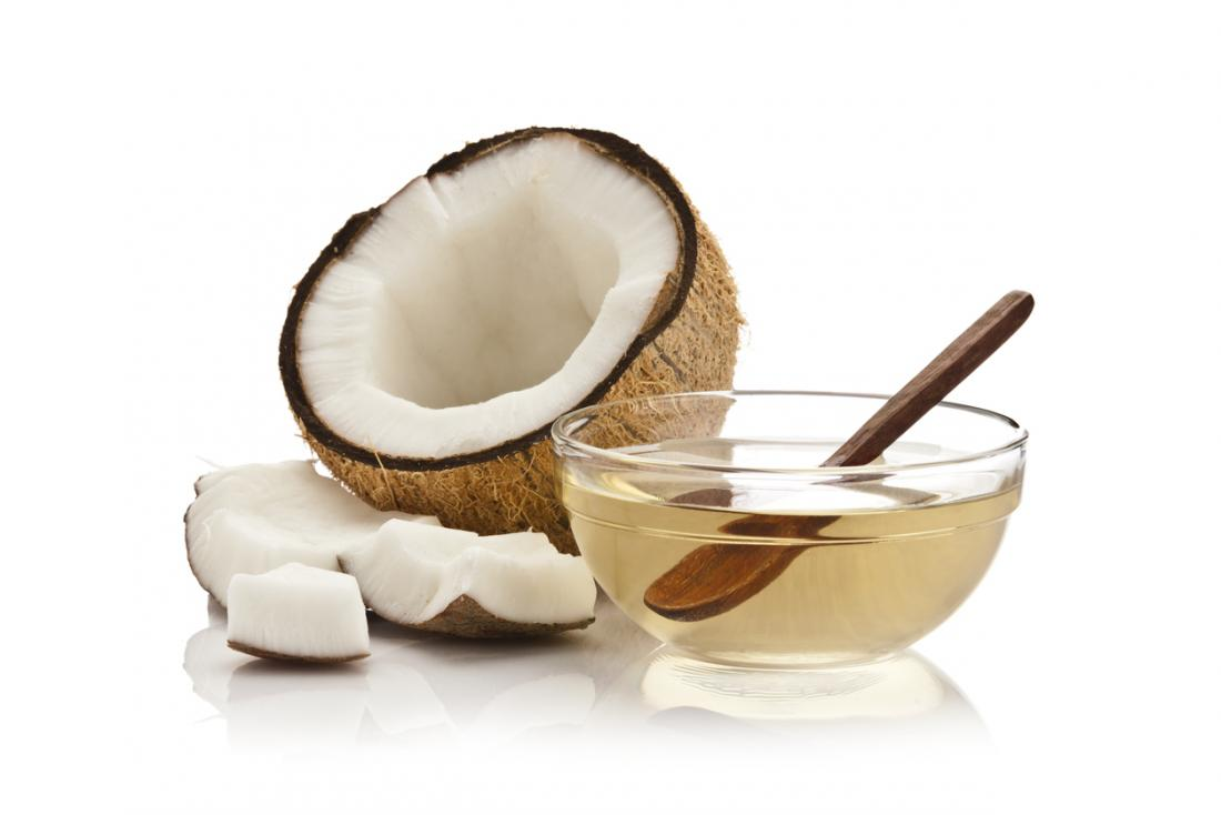 [Olej kokosowy i kokosowy]