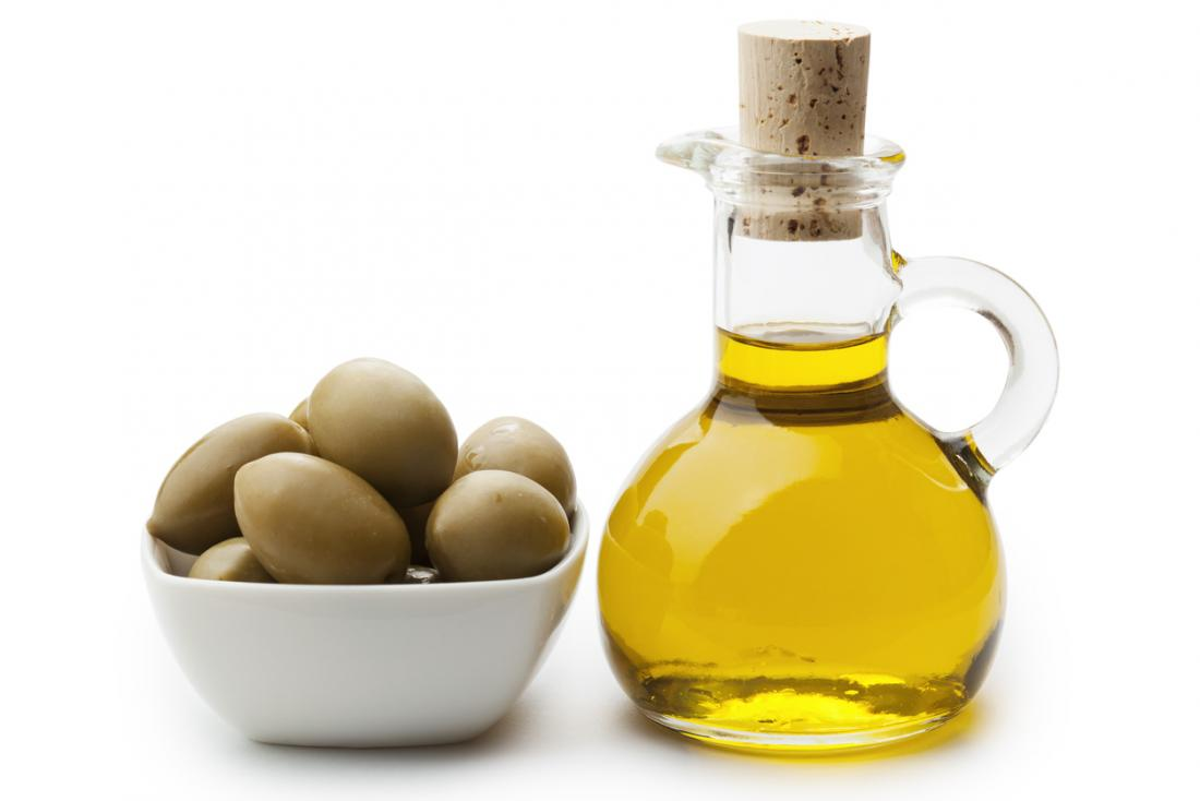 dầu ôliu và ô liu