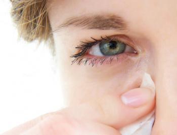 Um olho de rega