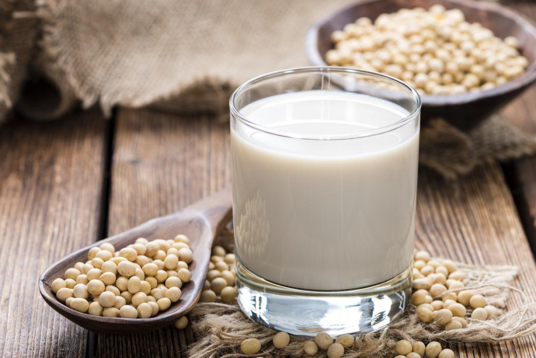 Soya sütü, süt sütüne bir alternatiftir, ama şimdi birçok başkaları da var.