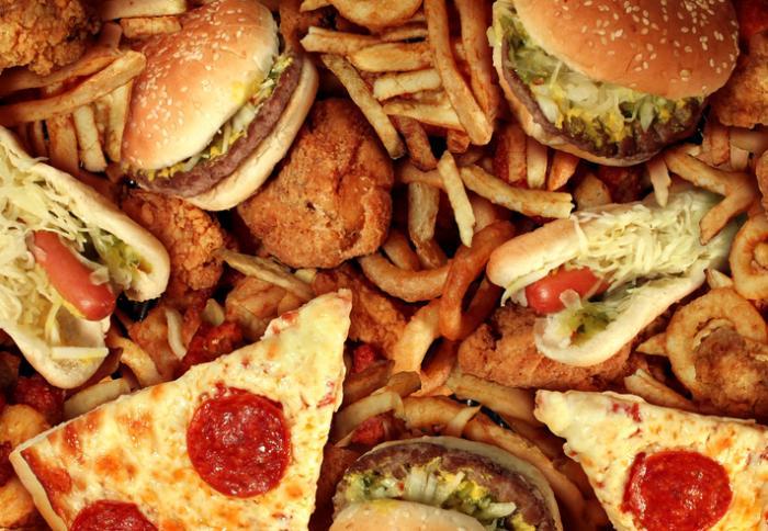揚げ脂肪トランス脂肪酸食品
