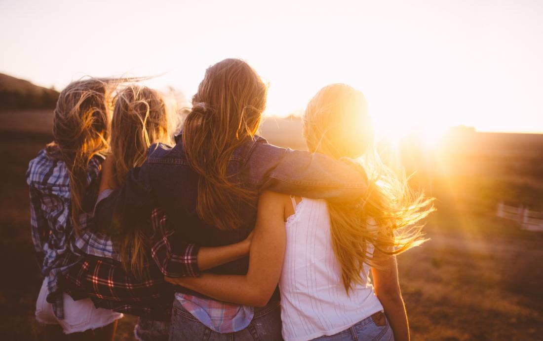 genç kızlar