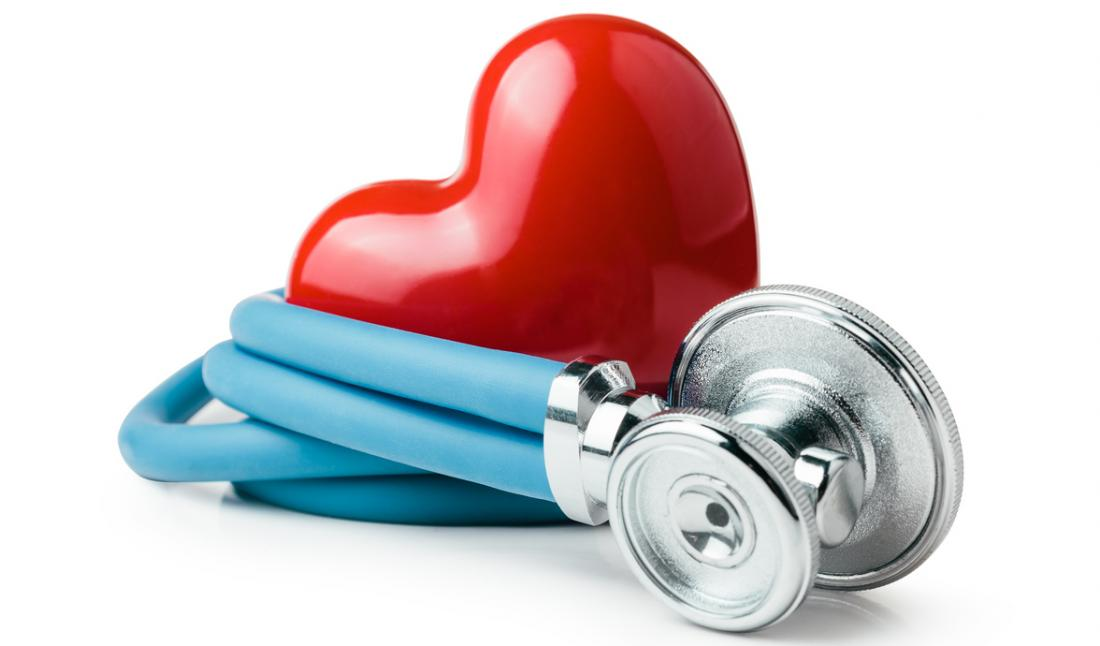 Attacco di cuore con pressione sanguigna