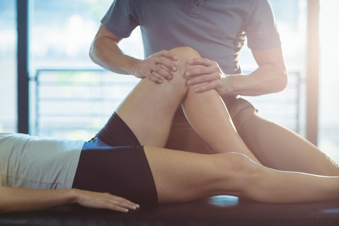 Fizjoterapia bólu kolana.