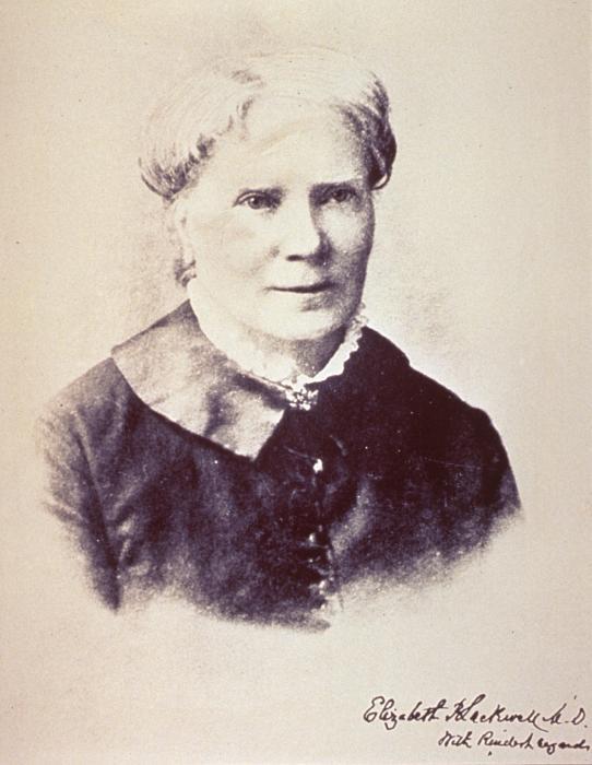[Dr. Elizabeth Blackwell]