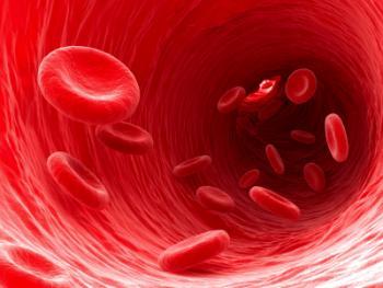 [Kan damarı ile seyahat eden kan]