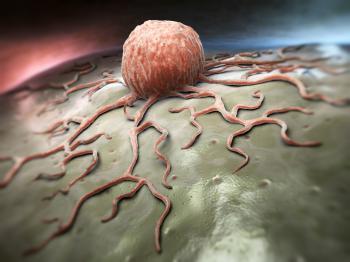 癌細胞のイラスト