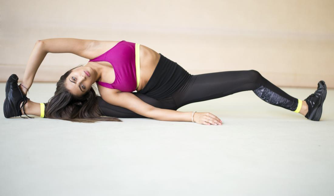 Exercício e dieta podem ajudar a reduzir a aparência da celulite.