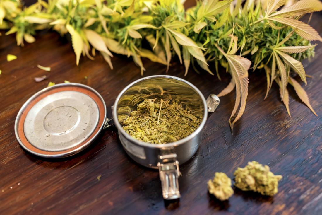 Marihuana Wirkungsdauer
