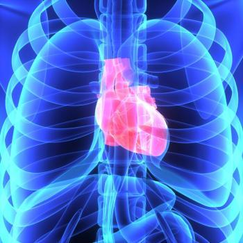 [Göğüsteki kalp anatomisi]
