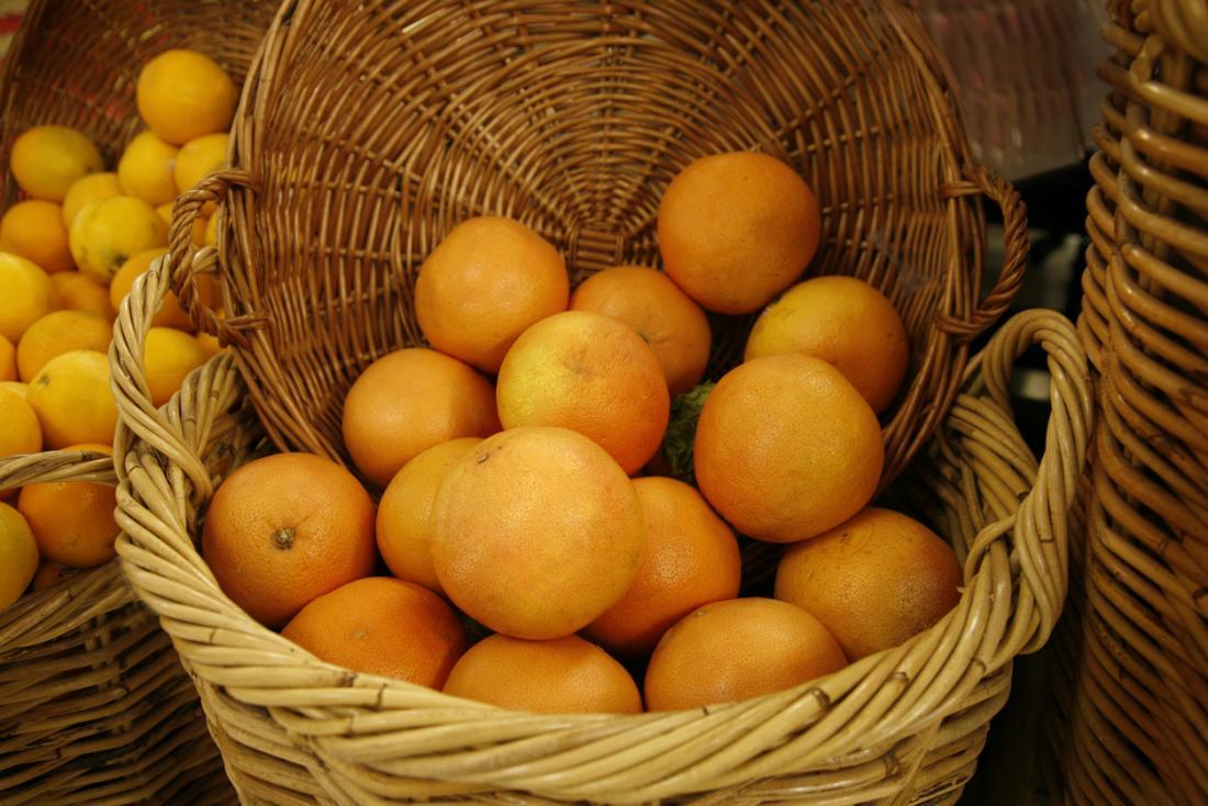 壊れたオレンジ