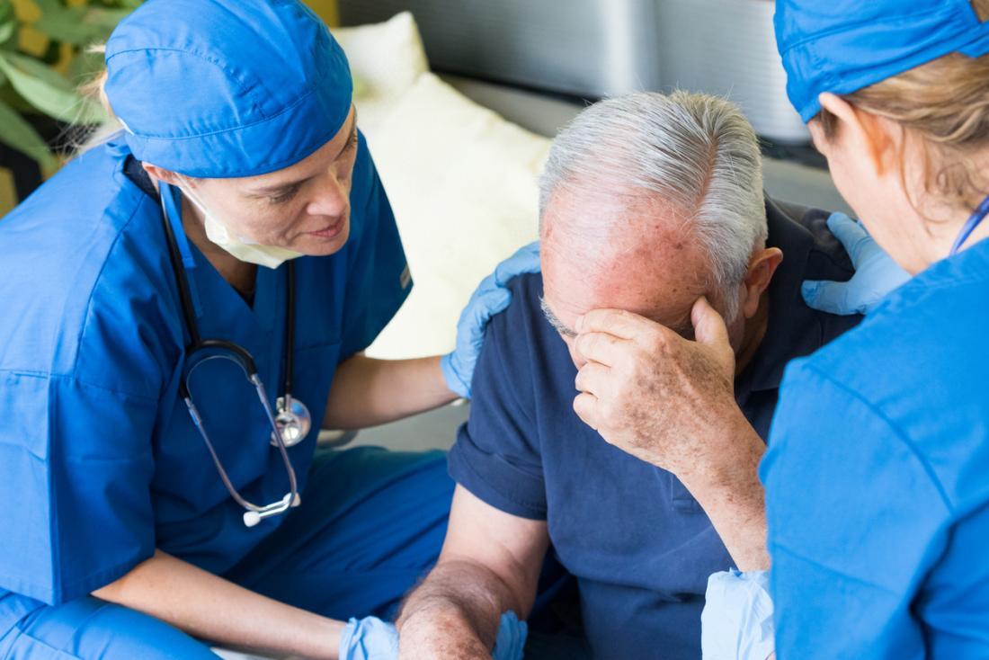 Các dấu hiệu của đột quỵ cần được chăm sóc y tế ngay lập tức.