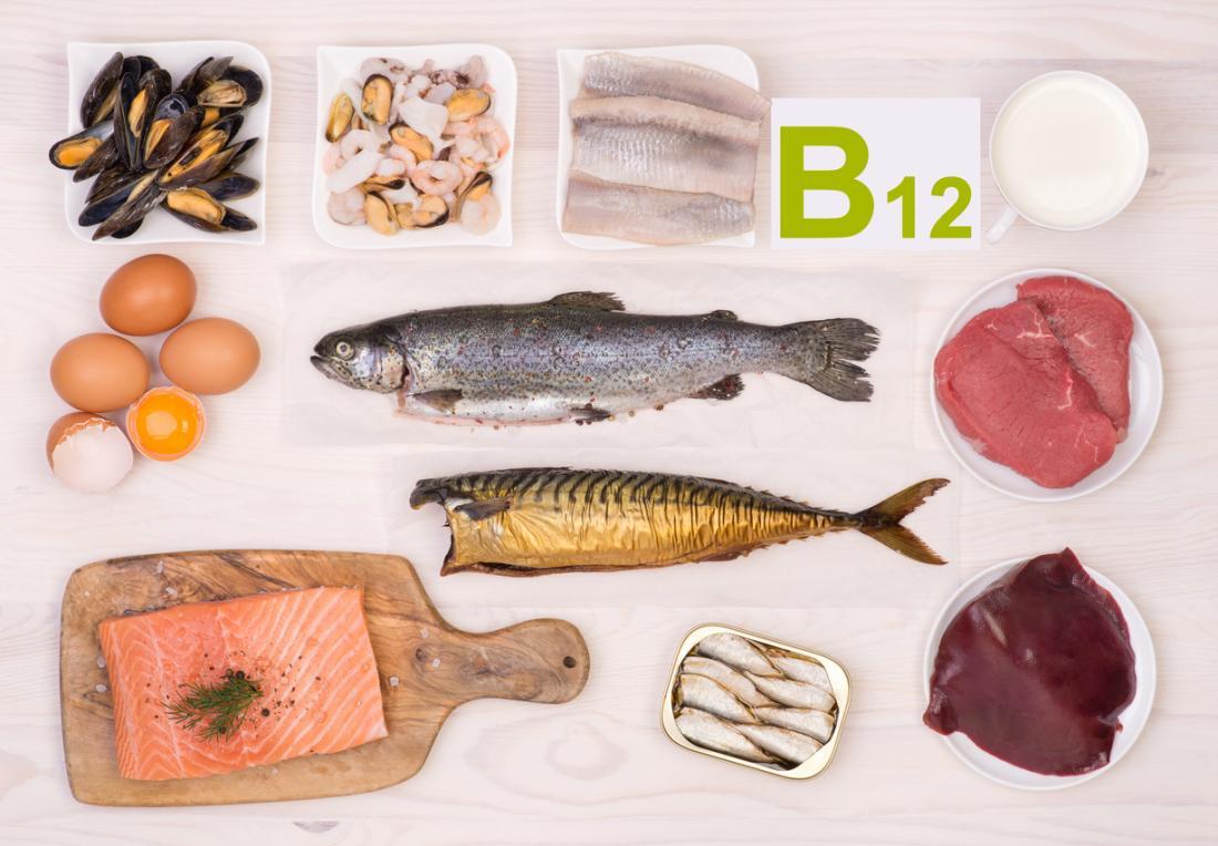 ビタミンB12源