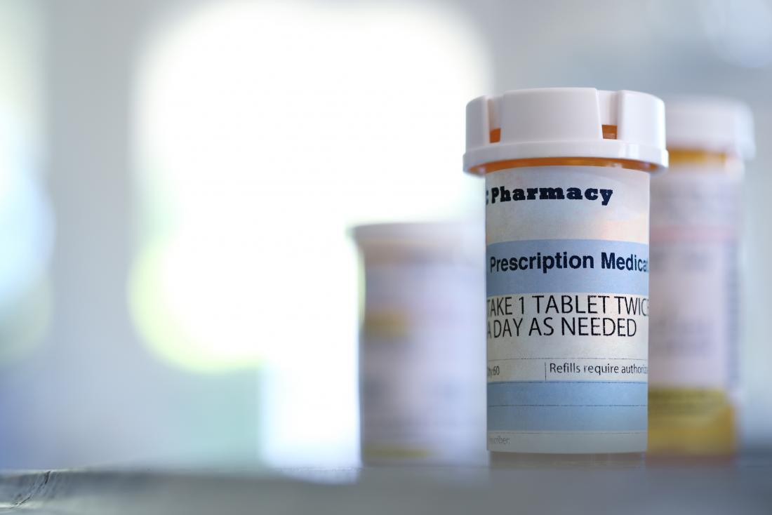 Medikamente in Pillen.