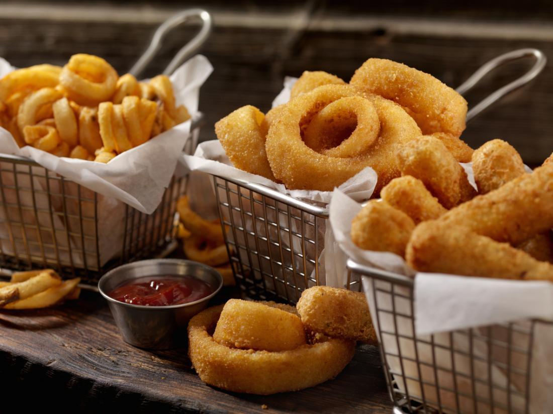 nourriture frit
