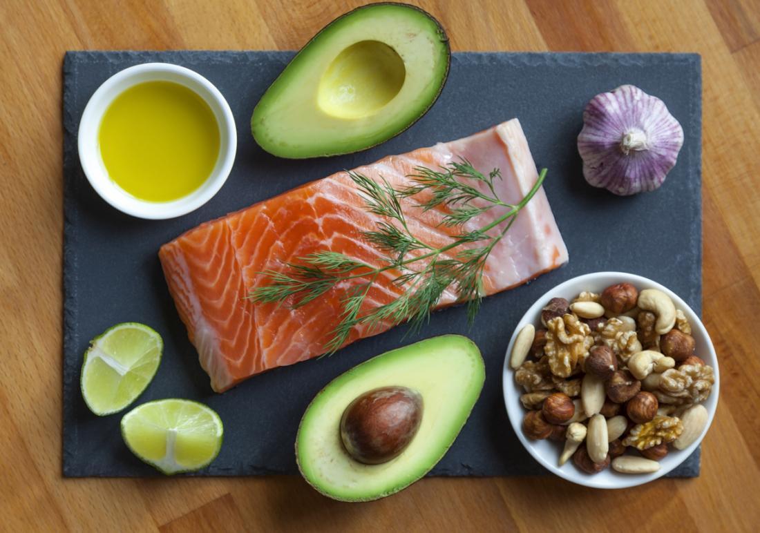 Wysoko-tłuszczowa dieta