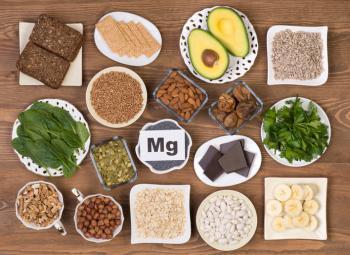 Храни, съдържащи магнезий