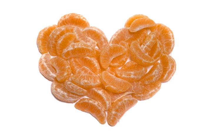 Оранжеви сегменти