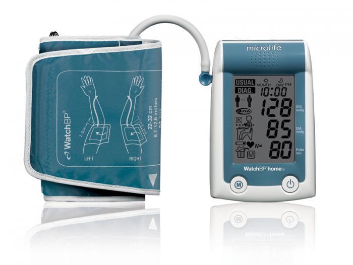 Monitor de pressão arterial Microlife