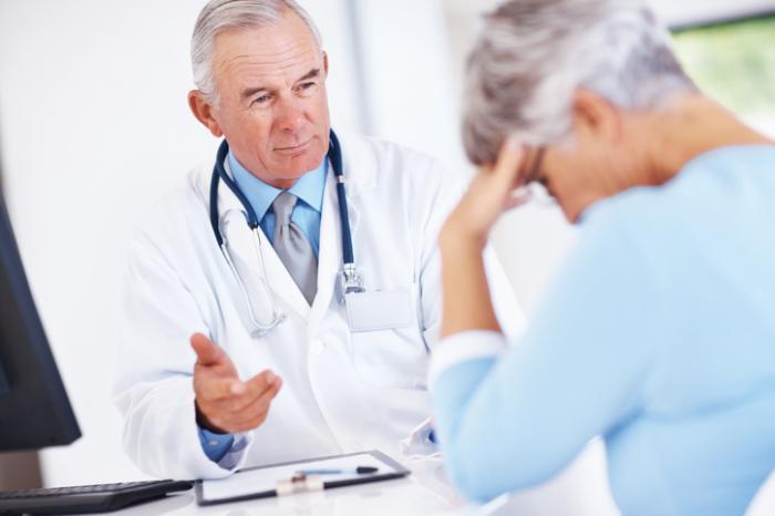 Lady nhận được tin xấu từ bác sĩ của mình