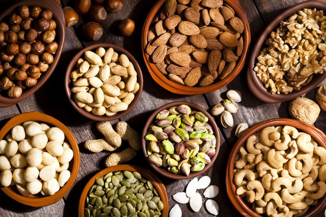 Thực phẩm giàu kali có thể là điều trị giãn tĩnh mạch tại nhà