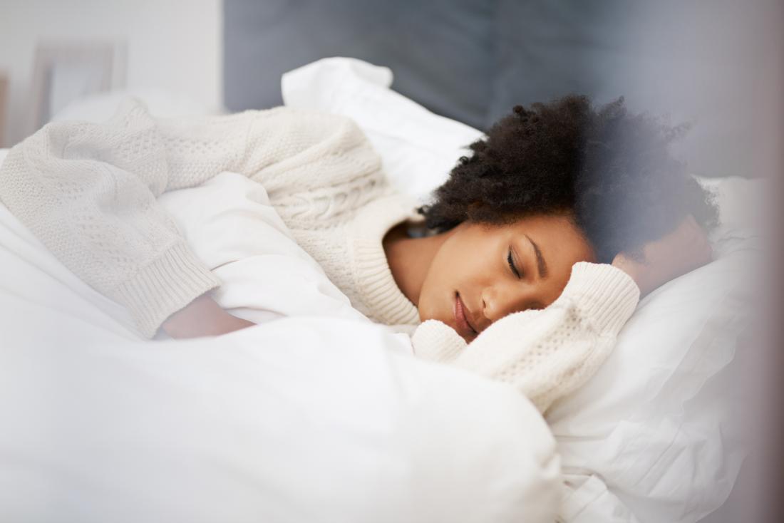 安らかな睡眠