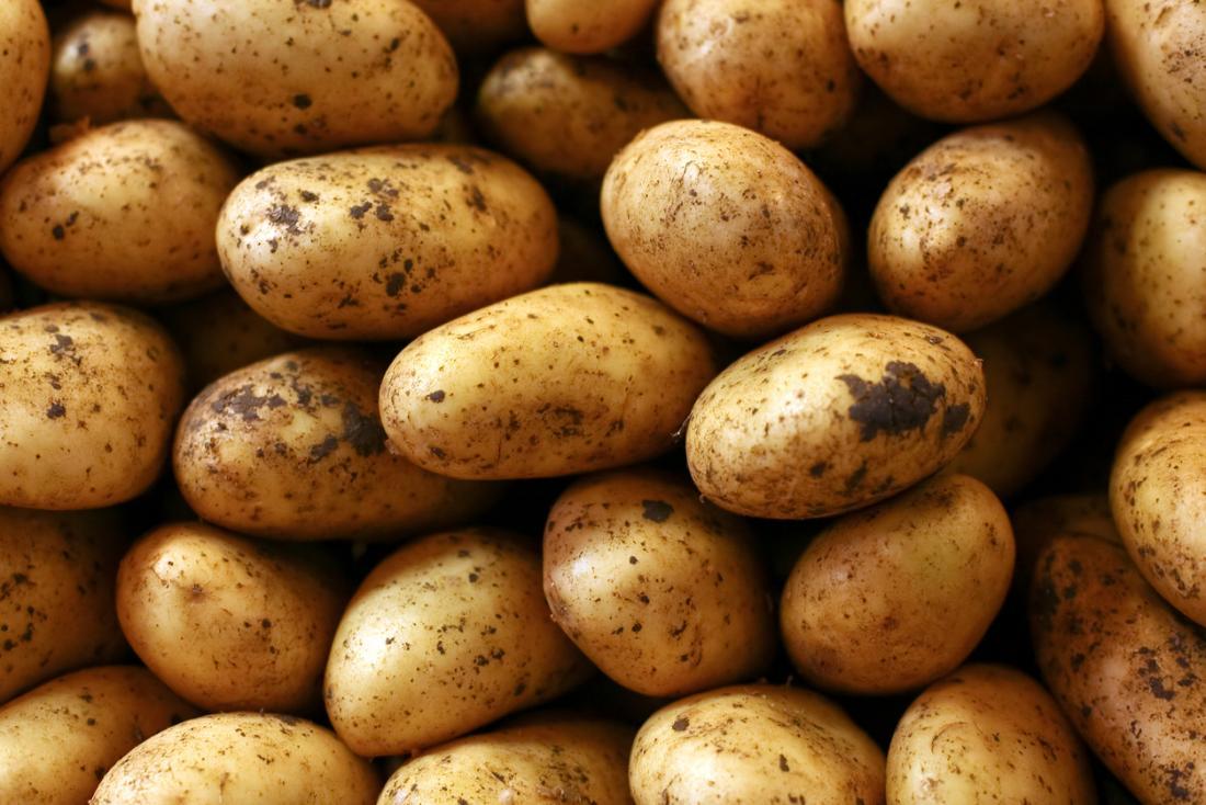 Le patate possono essere salutari