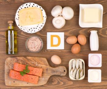 ビタミンDを含む食品