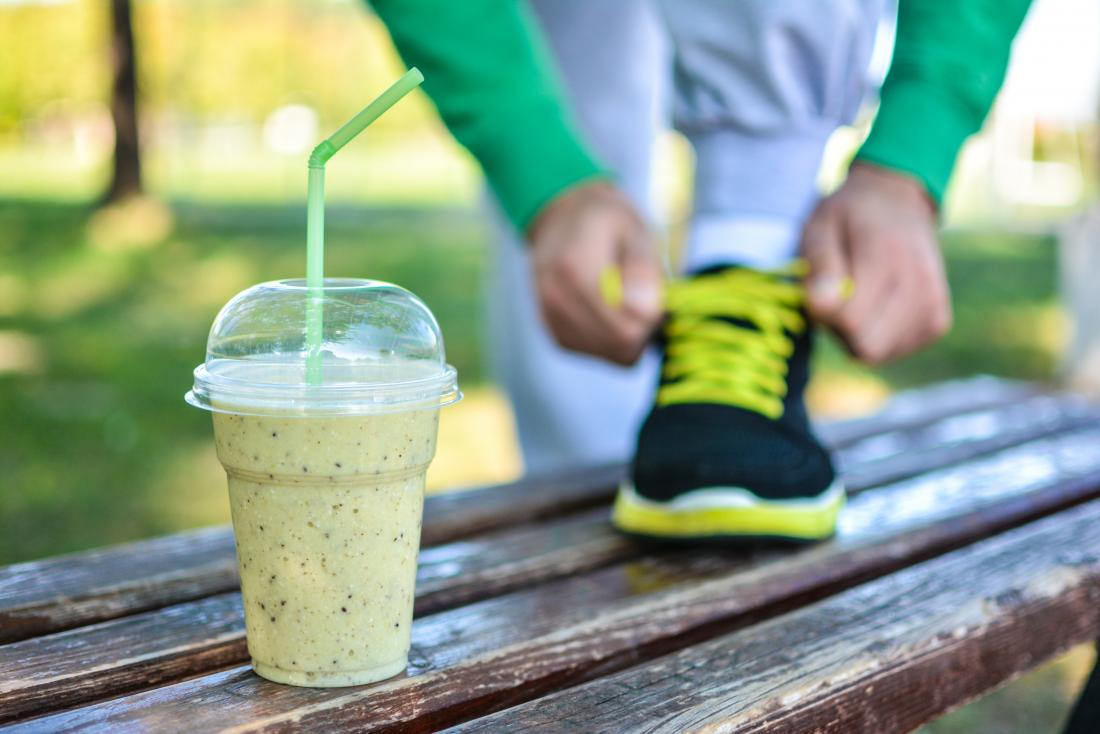Kalorien und Übung