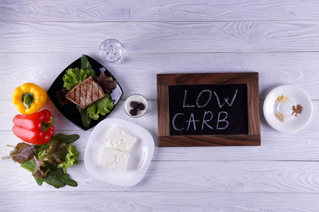 chế độ ăn kiêng low carb, nhưng có bao nhiêu carbs mỗi ngày để giảm cân