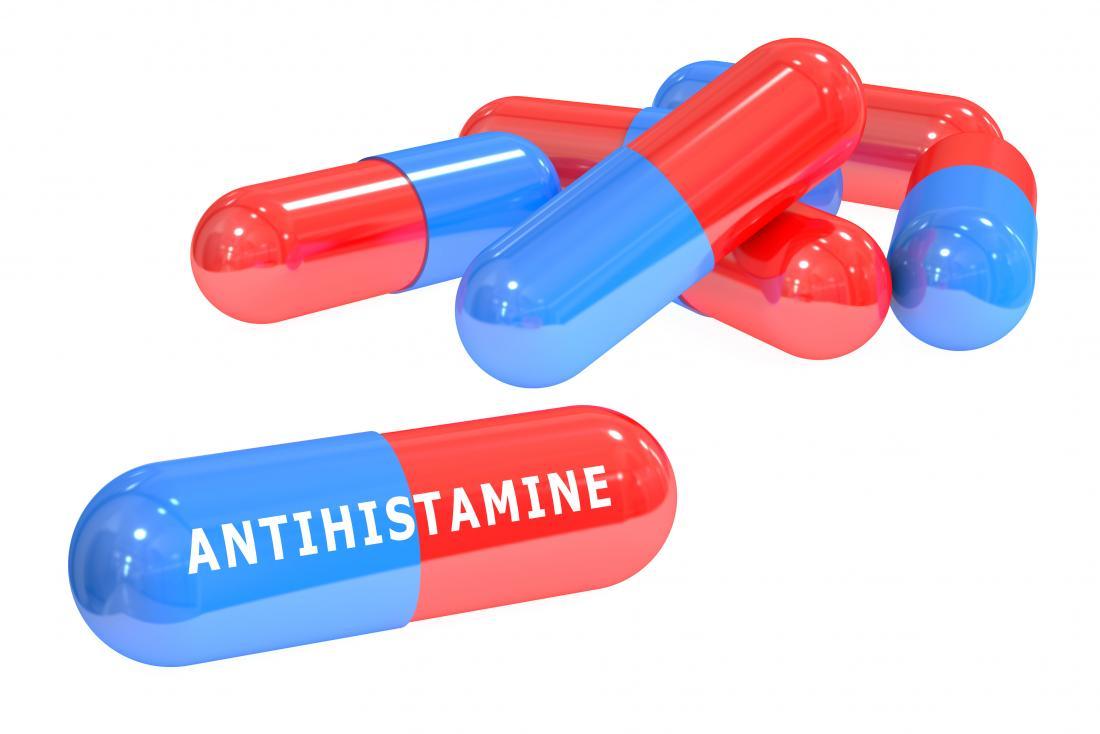 viên nang kháng histamine