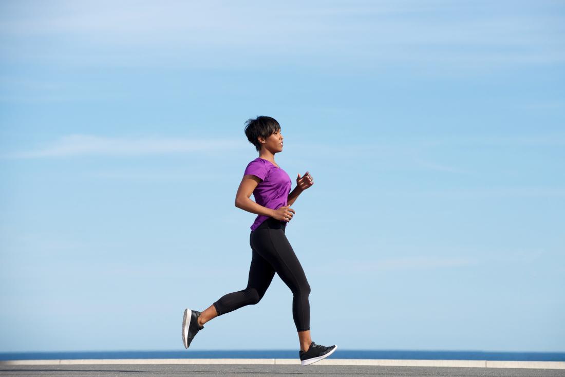 courir peut aider à contrôler les pensées de course