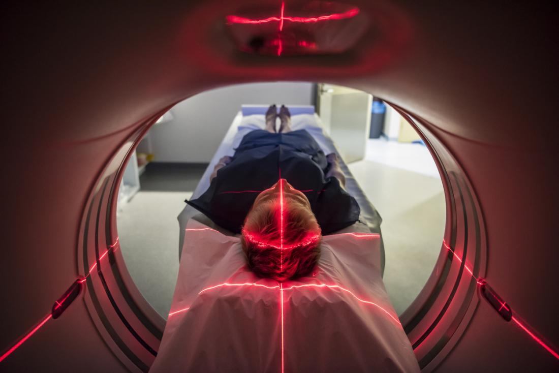 Scanner de ressonância magnética