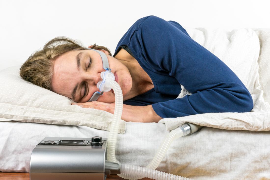 kontinuierliche positive Atemwegsdruck (CPAP) Maschine