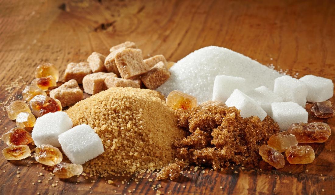 различни захари