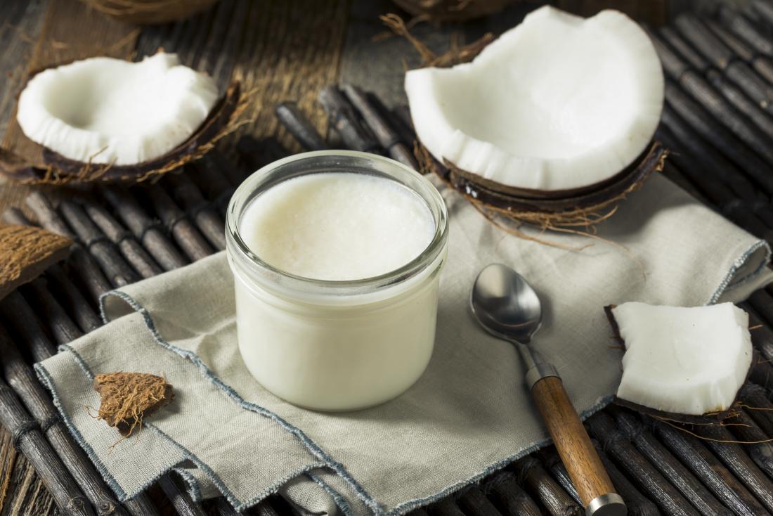 L'olio di cocco è un buon tipo di grasso saturo