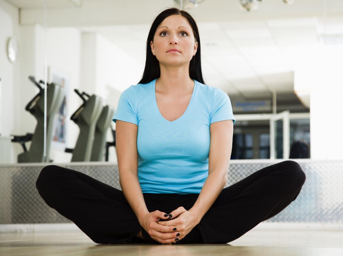 Протегнения и упражнения, които укрепват мускулите на тазовия под.