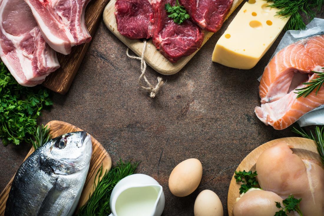 l'anémie macrocytaire est causée par un manque de vitamine b-12 qui se trouve dans les produits animaux