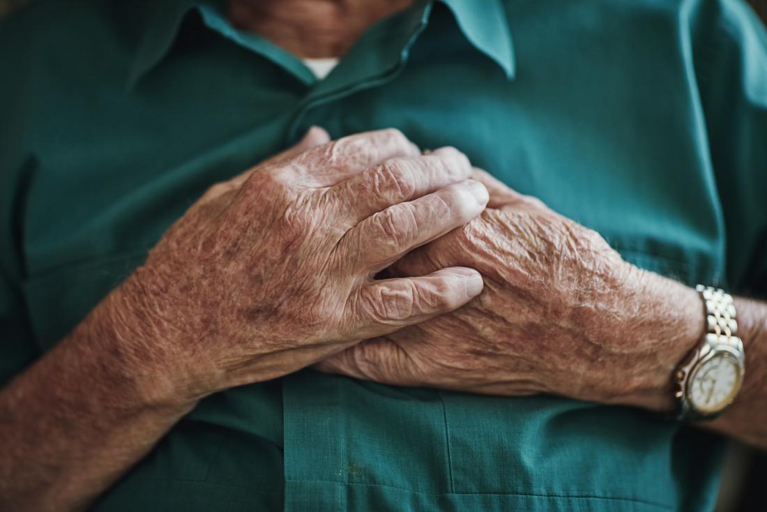 Niedokrwistość makrocytowa może powodować niewydolność serca