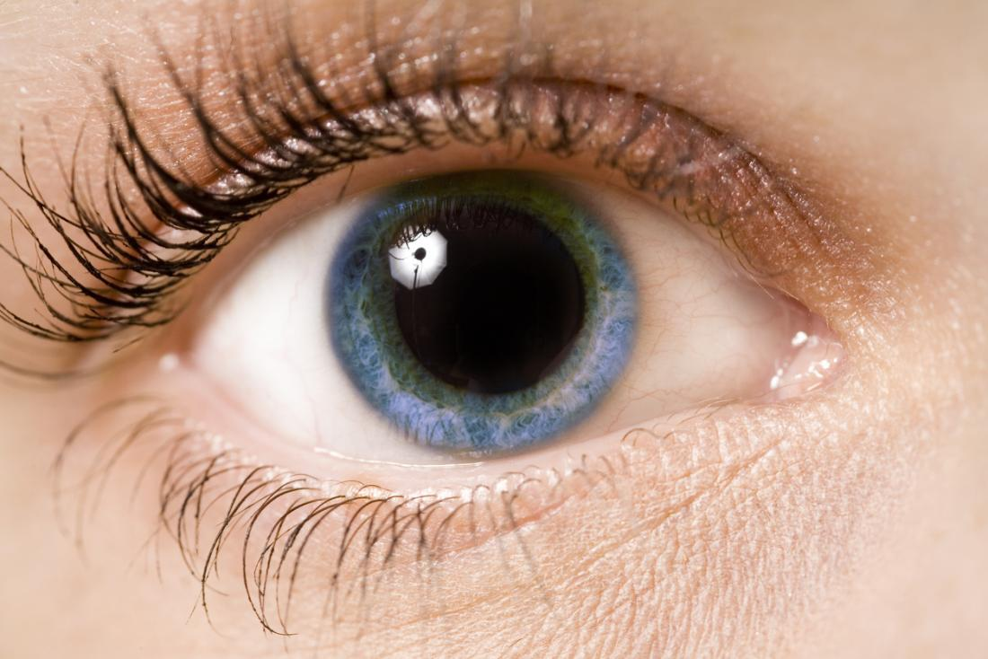 pupille dilatée